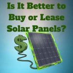 buy vs lease solar panels