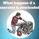 What happens when you overload your generator