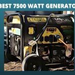 7500 watt generator reviews