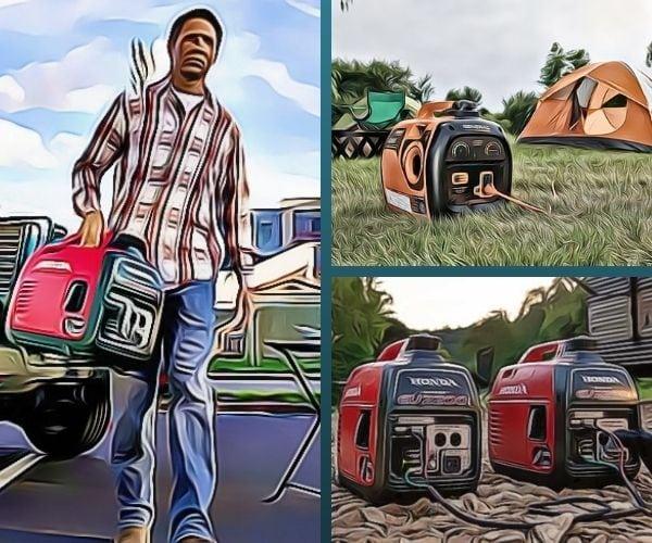 Honda vs Generac generators