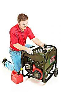 how long can a generator run
