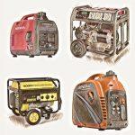 best portable generator brands
