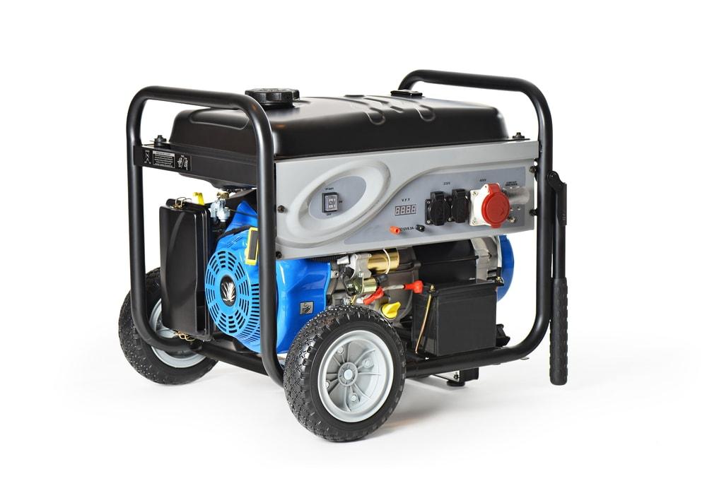 gas or propane